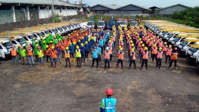 Jaga Keandalan Energi Lima Kabupaten, PLN UP3 Siagakan 407 Personel