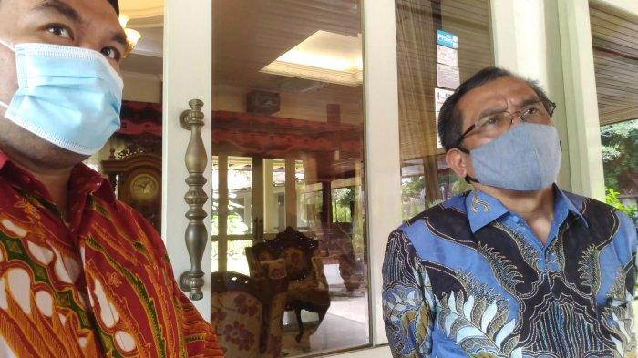 Lima Tahun Berpasangan dengan Arief Rohman Pimpin Blora, Kokok: Yang Tidak Menyenangkan Banyak