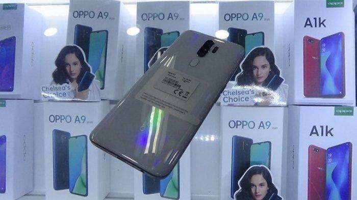 Info Update Ponsel Oppo Di Semarang Seri Spesifikasi Dan Harga Bulan Ini Halaman All Tribun Jateng