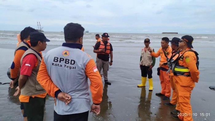 Update Pencarian Hilangnya Nelayan di Perairan Utara Tegal, AKP Toto: Hari Kedua Masih Nihil