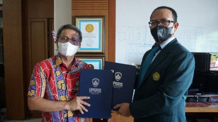 IKIP Siliwangi Bandung dan UPGRIS Kerjasama Perkuat Pendidikan, Penelitian, dan Pengabdian