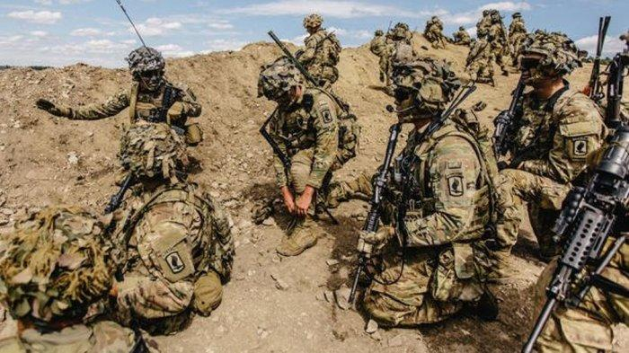 AS Kirim 1.300 US Army Ke Indonesia, KSAD Jenderal Andika Perkasa: Kami Akan Temani Mereka