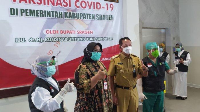 Persiapan Vaksinasi Covid-19 Tahap Kedua, Pendataan Pelayan Publik di Sragen Sudah Berjalan