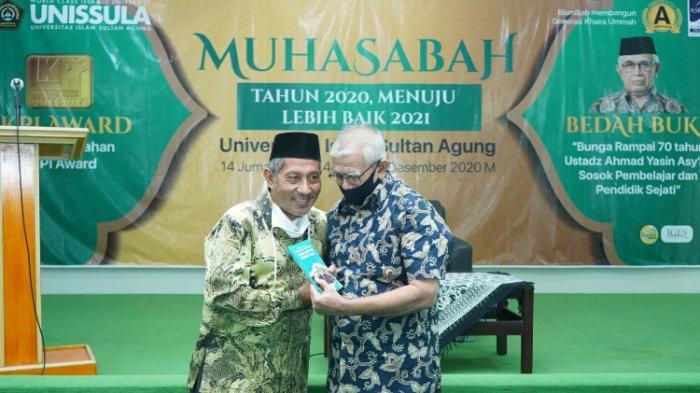 Unissula Semarang Gelar Bedah Buku Inspiratif Ustadz Yasin Asy'ari