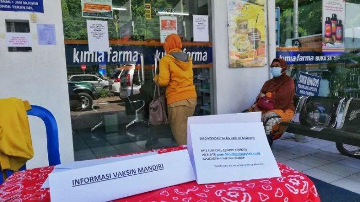 Masih Kontroversi, Vaksinasi Mandiri Berbayar Kimia Farma di Sukoharjo Ditunda