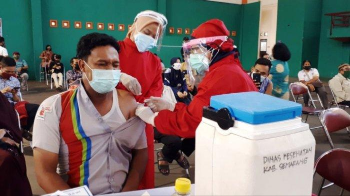 Tingkat Partisipasi Rendah, Pemkab Semarang Kejar Target Vaksinasi Lansia dan Tenaga Pendidik