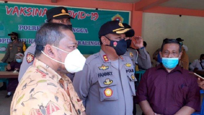 Kapolres purbalingga Ajun kombespol Fannky Ani Sugiharto, S.I.K., M.Si. menyatakan kegiatan vaksin merdeka candi ini diselenggarakan dalam rangka memperingati hari kemerdekaan Repulik Indonesia