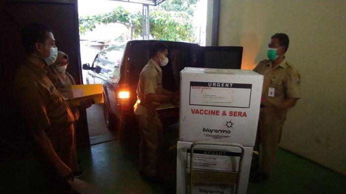 Dinkes Kendal akan Suntik Vaksin Dosis 3 Moderna Nakes Mulai 14 Agustus 2021