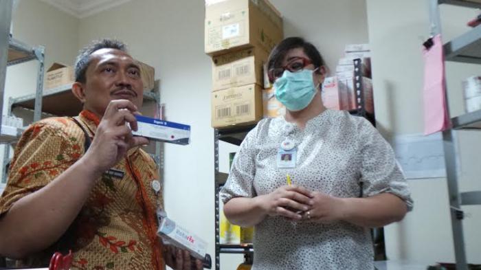 Cek Persediaan, Dinkes Kabupaten Semarang Tidak Temukan Vaksin Palsu