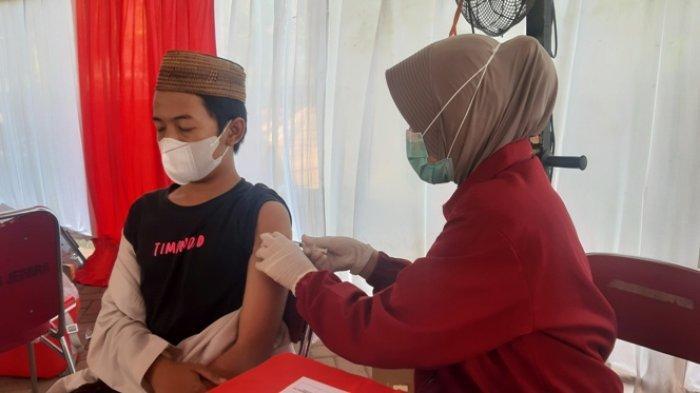 Polres Jepara Targetkan Sehari Bisa Laksanakan 4.000 Vaksinasi, Berharap Stok Vaksin Mencukupi