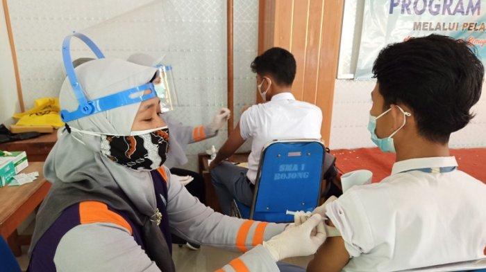 Dinkes Pemkab Semarang Siapkan 33.330 Dosis Vaksin untuk SMP Sederajat