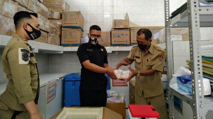 10.000 Dosis Vaksin Siap Disuntikkan di Temanggung, Guru dan Pedagang Pasar Belum Termasuk