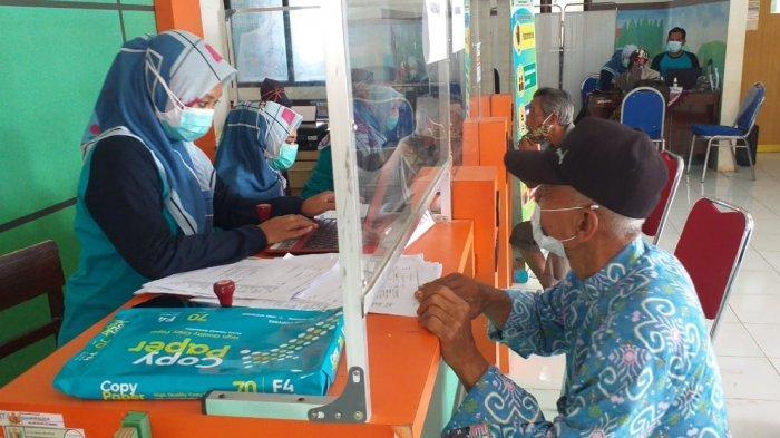 65.312 Lansia di Kabupaten Pekalongan Siap Divaksin