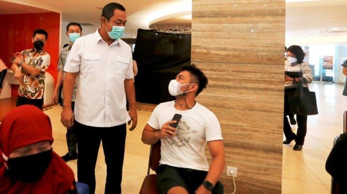 HendiTerus Upayakan Percepatan Vaksinasi di Kota Semarang, Sudah 520 Ribu Warga yang Dapat Vaksin