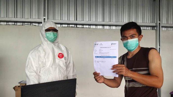Mulai Hari Ini, PT KAI Daop 5 Menyediakan Layanan Vaksinasi Covid 19 di Stasiun Purwokerto