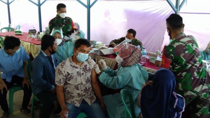 PT PP Urban Plant Semarang Gelar Vaksinasi Covid-19 bagi Karyawan dan Warga Sekitar