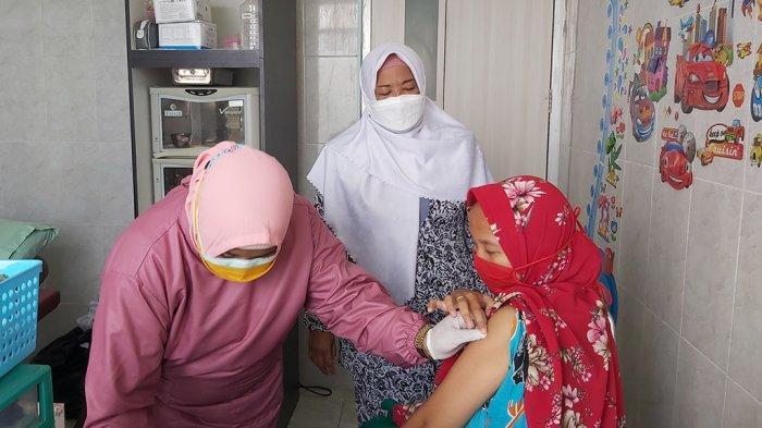 Berjalan Lancar, Vaksinasi Covid-19 untuk Ibu Hamil di Tegal Capai 38,4 Persen dalam Seminggu