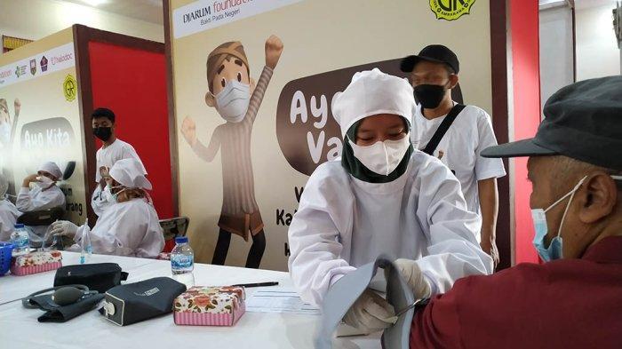 Vaksinasi di Kabupaten Semarang Berhadiah Motor