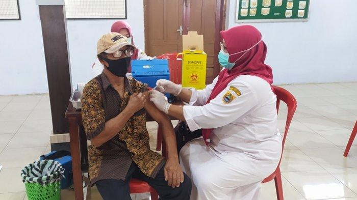 Meski Sudah divaksin, Sejumlah Warga di Sragen Masih tertular Virus Corona, Terungkap Sebabnya