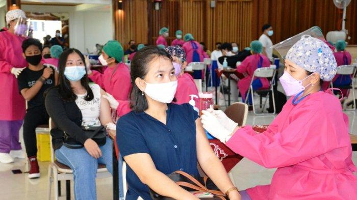 Vaksinasi Mahasiswa, UKSW Salatiga Siapkan 3.000 Dosis
