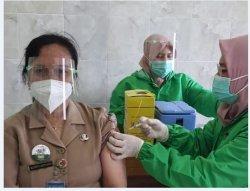 Capaian Vaksinasi di Karanganyar 77 Persen, Penyuntikan Kedua Dimulai Februari