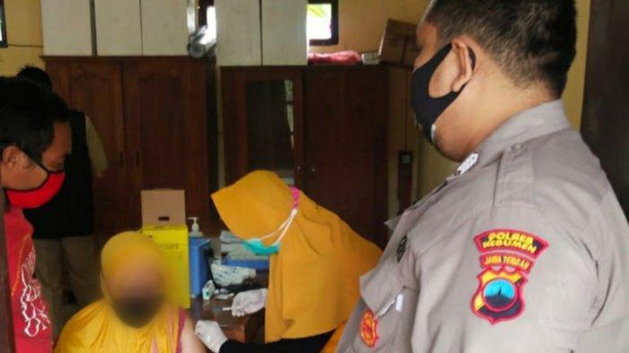 Polres Kebumen Vaksinasi Corona ODGJ, Wajib Didampingi Keluarga