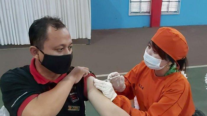 Capaian Vaksinasi Covid-19 di Kota Pekalongan: Dosis I 21,4% dan Dosis II 11,21%