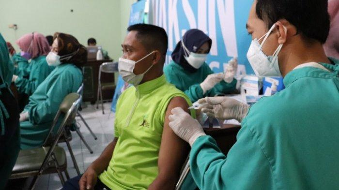 Dorong Herd Immunity, PKB Kendal Gelar Vaksinasi Covid-19