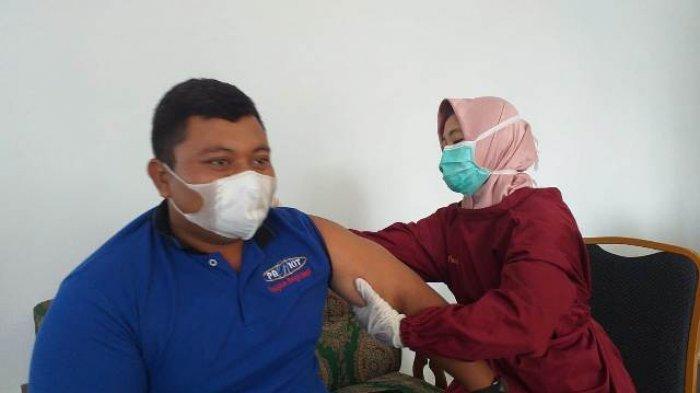 114 Atlet di Blora Jalani Vaksinasi Covid-19 Tahap Kedua