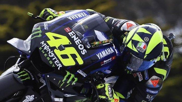 MotoGP 2020 Seri Austria Rossi Ubah Motor Jadi Settingan Lawas: Saya Bisa Attack dan Pulihkan Posisi