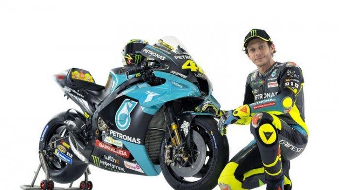 Jadwal MotoGP 2021 Seri Qatar Pekan Ini, Valentino Rossi Tak Sabar Geber Motor Barunya