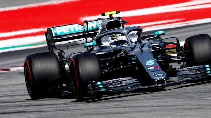 Hasil F1 GP Turki 2021: Valtteri Bottas Menang