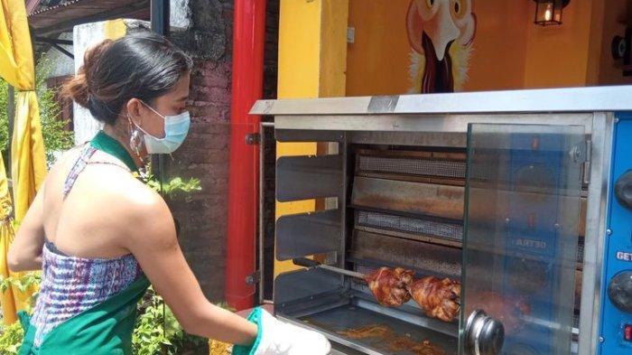 Rekomendasi Kuliner di Yogyakarta, Ayam Panggang Belgia, Penjualnya Bule Bawa Resep Turun Temurun