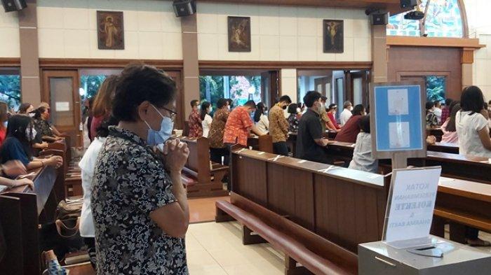 Veronica Berdoa di Malam Natal Agar Semua Umat Diberi Kesehatan