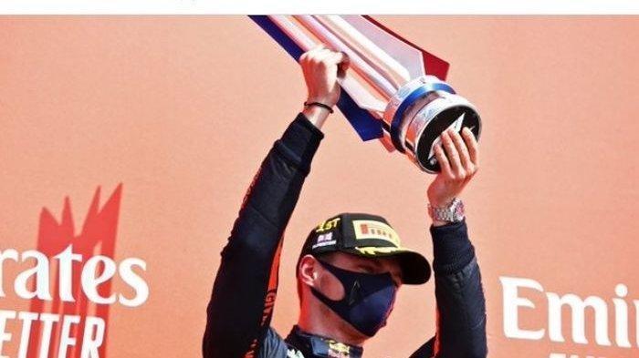 GP F1 Belgia: Max Verstappen Sebut Dirinya Tidak Kehabisan Energi