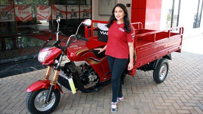 Penjualan Produk Andalan Motor Roda 3 Viar Terjun Bebas karena Virus Corona