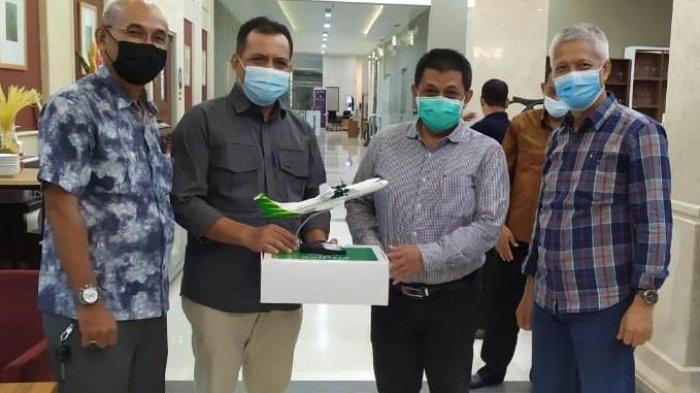Maskapai Penerbangan Citilink Optimis Pangsa Pasar Rute Baru ke Purbalingga