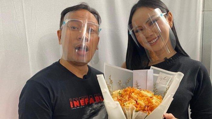 Kalina Oktarani Bantah Pacaran dengan Vicky Prasetyo hanya Settingan: Sumpah Demi Allah Enggak