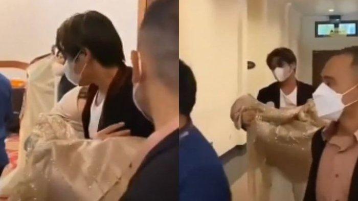 Viral Video Lesti Kejora Pingsan Saat Menyanyi di Acara Pernikahan