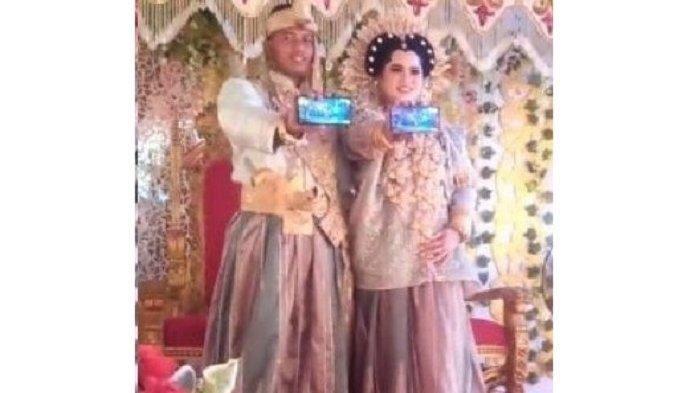 Kisah Rifka dan Iwan Berjodoh dan Menikah Berkat Game Online Free Fire