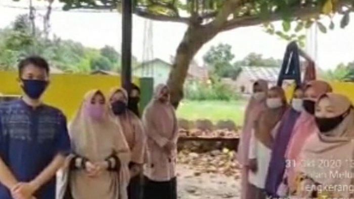 Guru SD Minta Tolong Kapolri dan Presiden Setelah Sekolah Dirusak Satu Keluarga