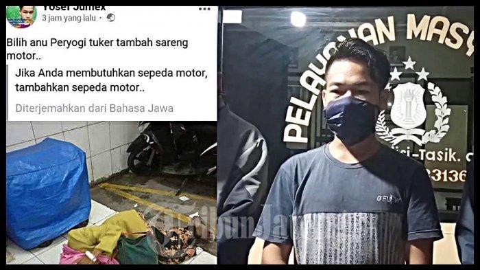 Viral Pemuda Bikin Status Foto Nenek Tidur: Kalau Ada yang Mau Tukar Tambah Motor, Netizen Ngamuk