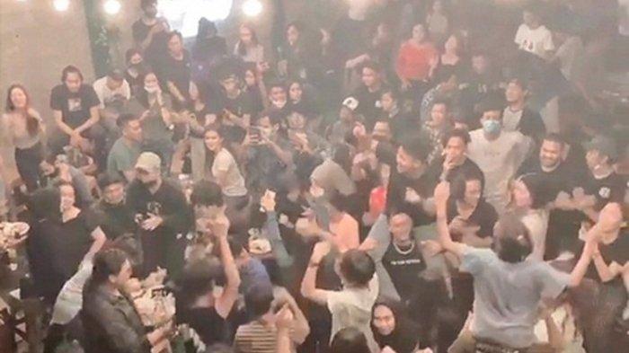 Setelah Viral Foto Kerumunan Nikmati Musik Tanpa Masker, Kafe Broker Kini Disegel
