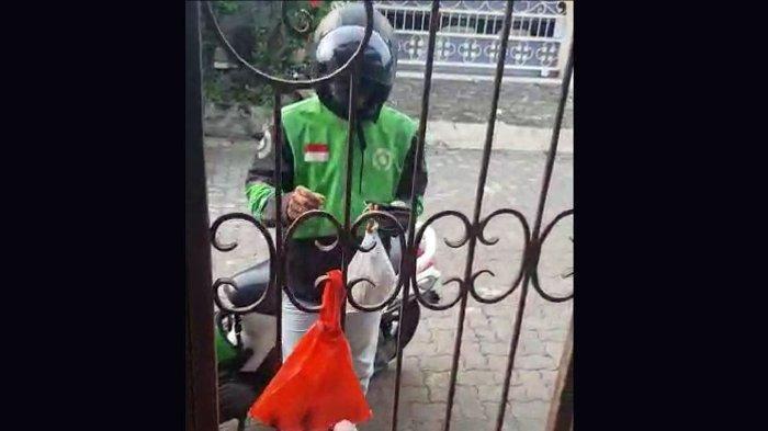 Viral Dermawan Semarang Sering Sumbang Makanan yang Dipesan Plus Uang, Jadi Buah Bibir Ojek Online