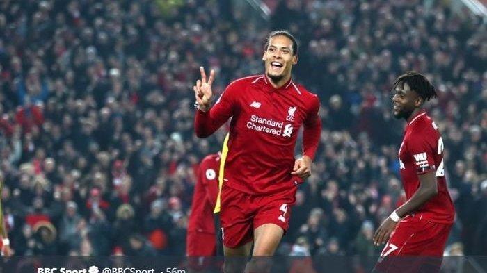 Liverpool Telah Menemukan Pendamping Ideal Virgil van Dijk