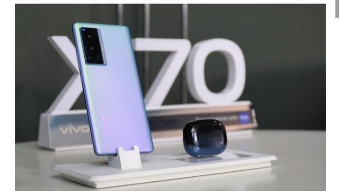 Harga dan Spesifikasi Vivo X70 Pro, Resmi Meluncur di Indonesia