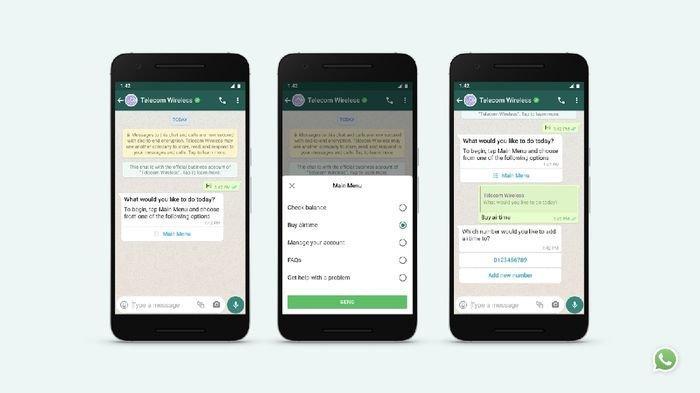 Ini 3 Update Terbaru WA WhatsApp Business