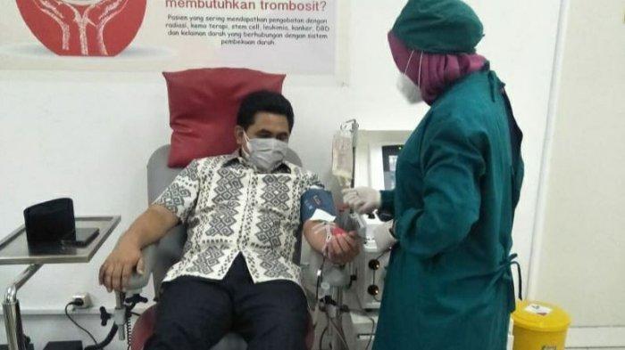 Jadwal Pelayanan Donor Darah PMI Kota Semarang Hari Ini Minggu 18 Juli 2021, Buka di 3 Lokasi