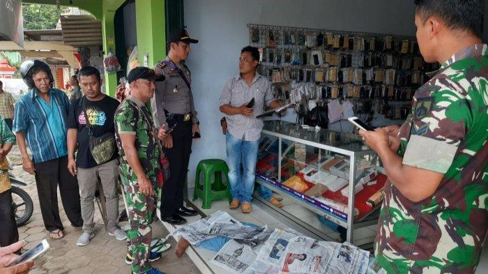Innalillahi Wa Innailaihi Rojiun, Wahyu Warga Semarang Mendadak Meninggal di Konter Saat Membeli Hp