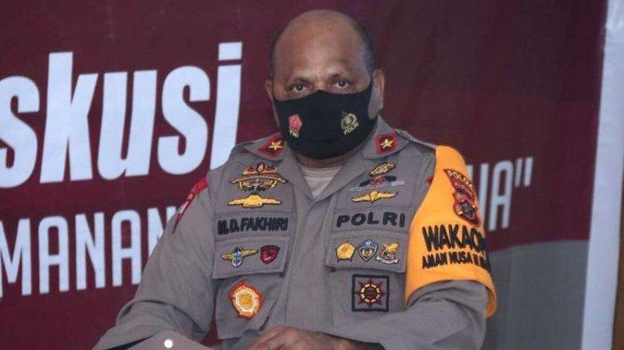 KKB Papua Tantang TNI-Polri Perang Terbuka, Wakapolda: Tidak Takut, Kita Akan Hadapi